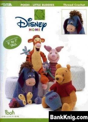 Журнал Winnie the pooh & friends jpeg 2,8Мб