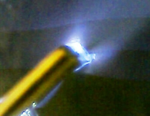 Электричество под микроскопом