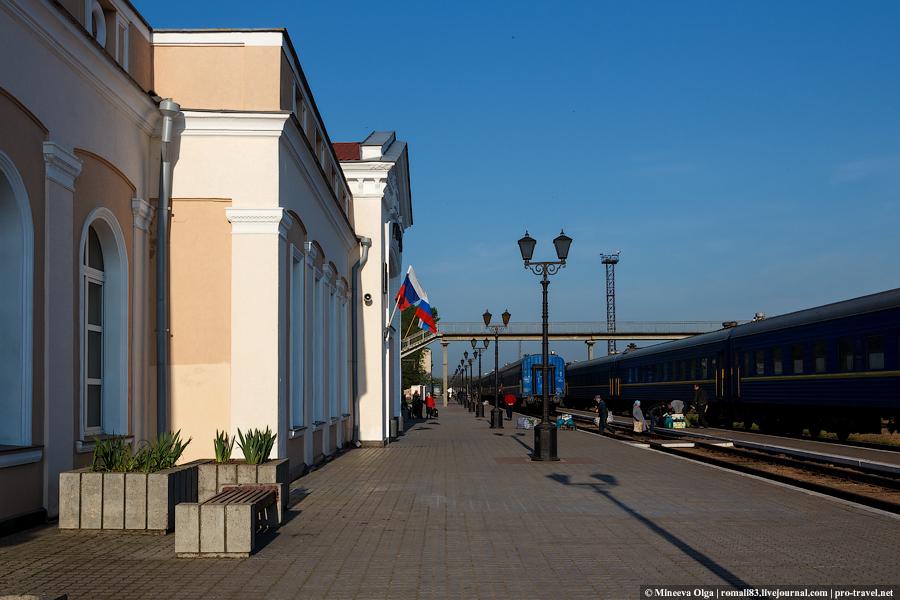 Вокзал Керчи
