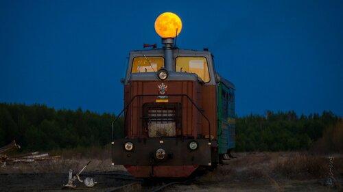 Так вот как рождается Луна!