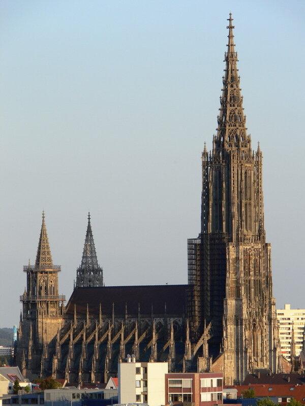 Ульмский собор. Германия