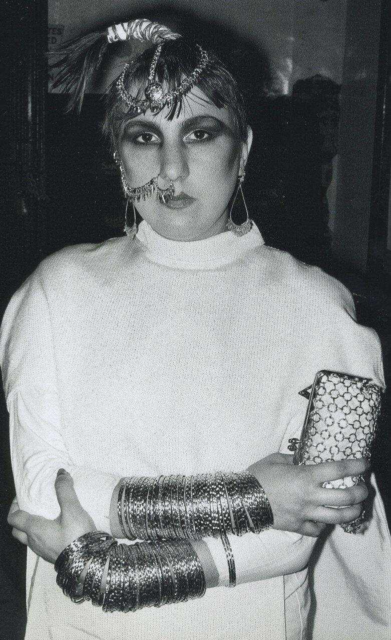 1980. Мелисса. Клуб «Blitz»