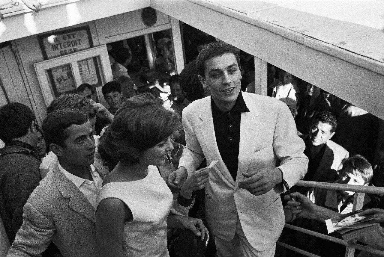 1961. В Каннах