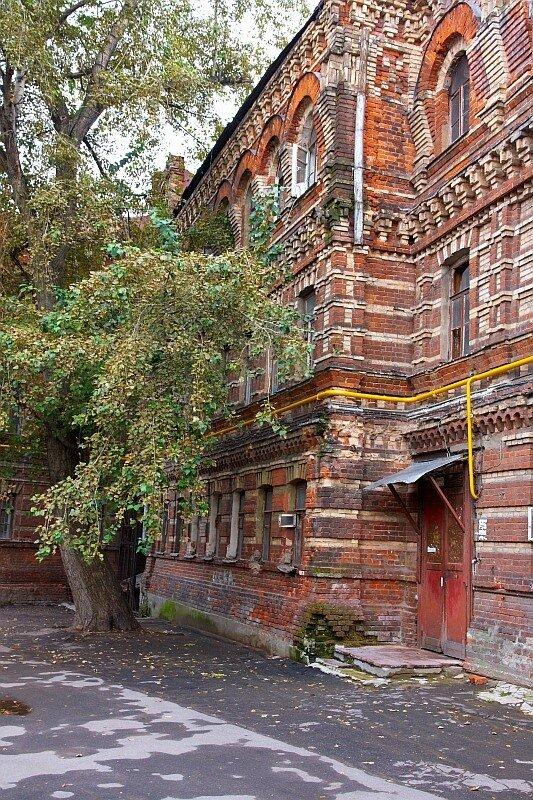 Жилой дом Константинопольского патриаршего подворья