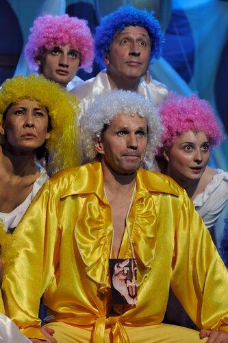 Страдания танцоров диско