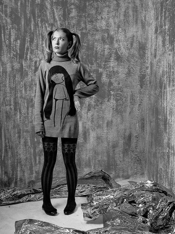фотограф: профессиональное портфолио для девушек и моделей