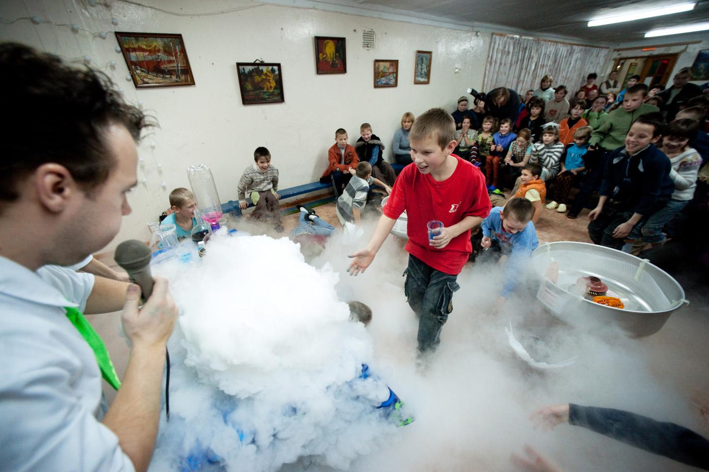 профессиональный фоторепортаж о детях фотографа в Москве