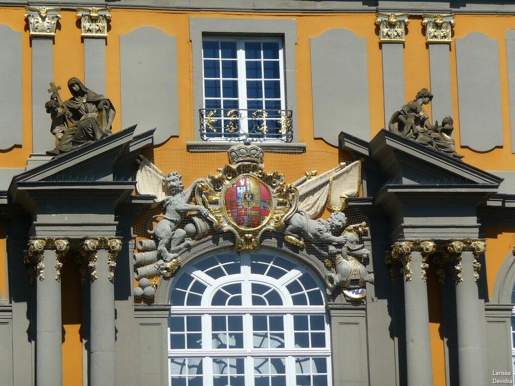 Здание ордена архангела Михаила - Das Koblenzer Tor.