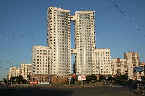Бухарестская ул. 110