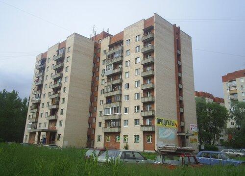 ул. Пограничника Гарькавого 14к2