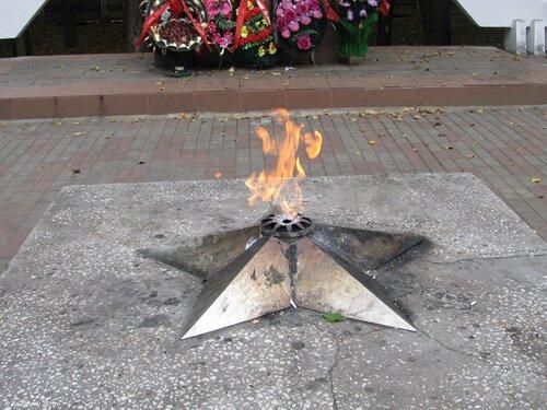Рославль, воинский мемориал