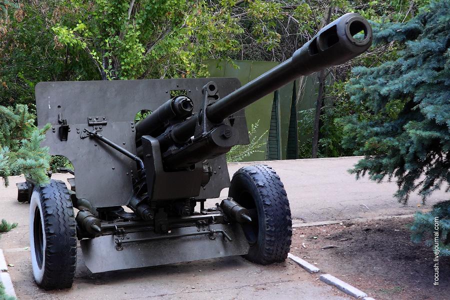 76,2-мм дивизионная пушка ЗИС-3 образца 1942 года