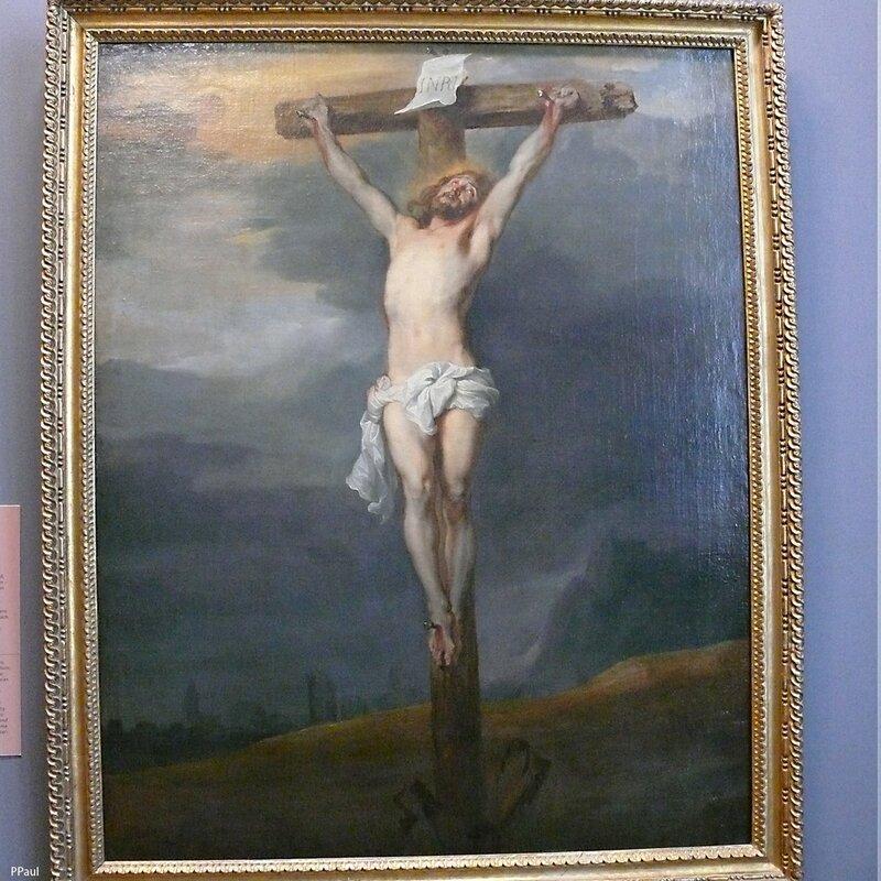 """Антонио ван Эйк """"Рапятие Христа"""" 1628-30"""