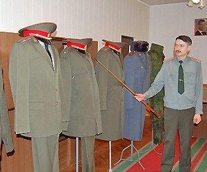 В Приморье замерзают военнослужащие