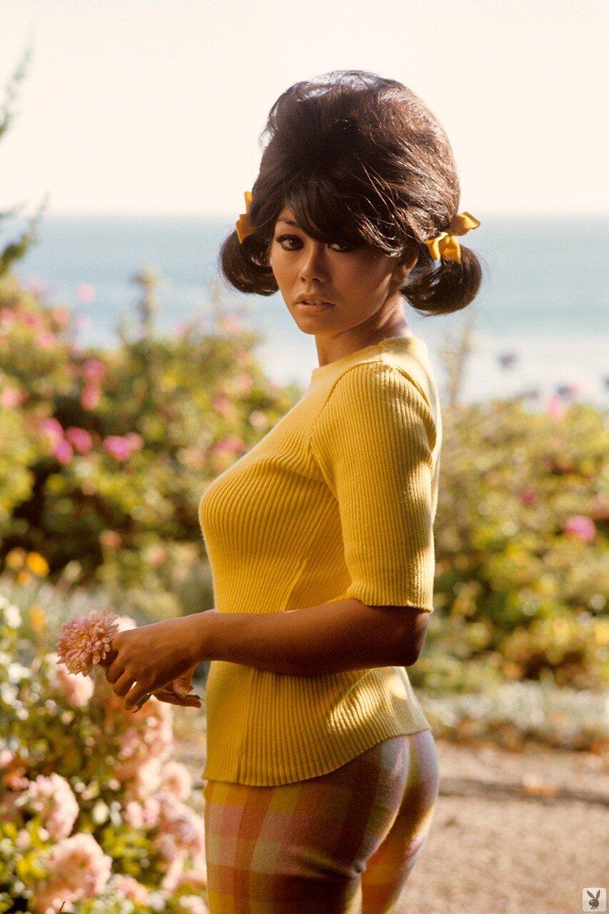 девочки Playboy.Gwen Wong, 1967