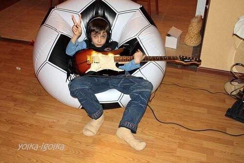 Шурон-гитарист