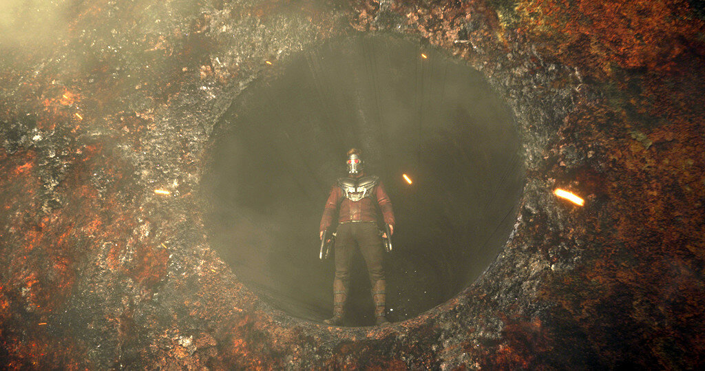 Guardians Of The Galaxy Vol. 2..Star-Lord (Chris Pratt)..Ph: Film Frame..©Marvel Studios 2017