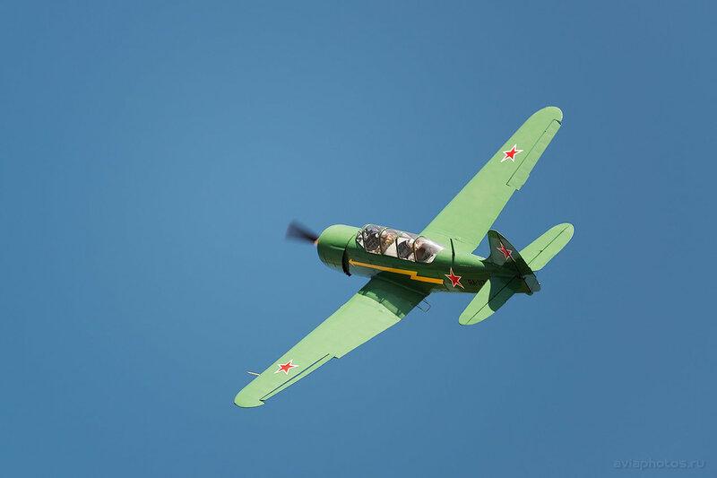 Яковлев Як-18А (RA-1171G) 1510_D806614