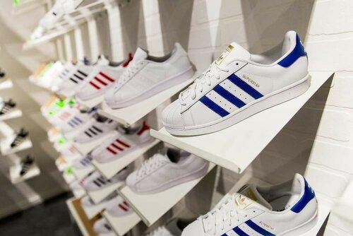 Флагманский магазин Adidas Originals открыт в Москве
