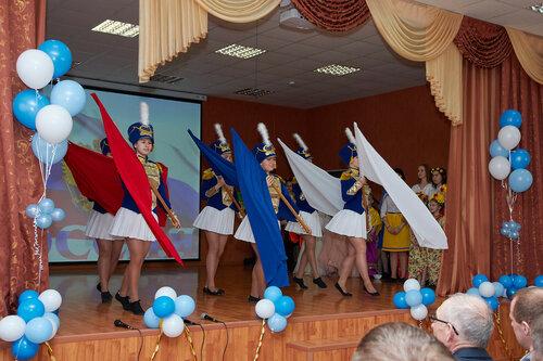 Педагогический фестиваль «Под крылом Синей птицы». Тольятти 2017. Открытие