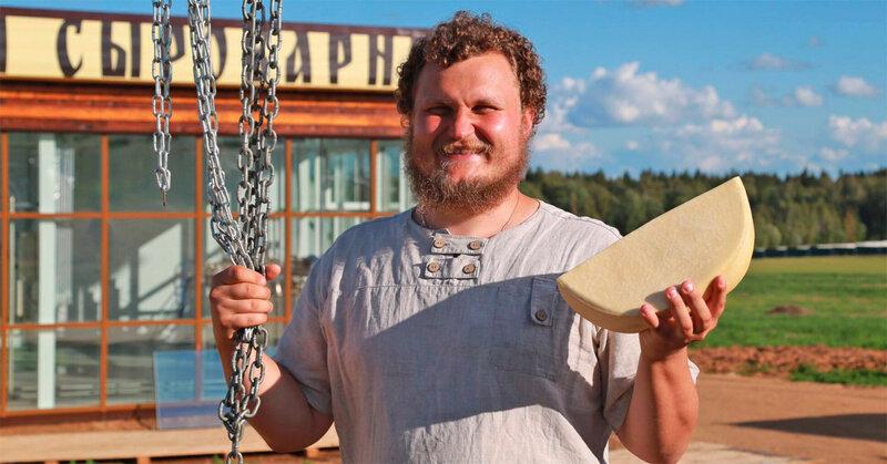 От идеи производства сыра до премии Бизнес успех Олегу Сироте понадобилось два года