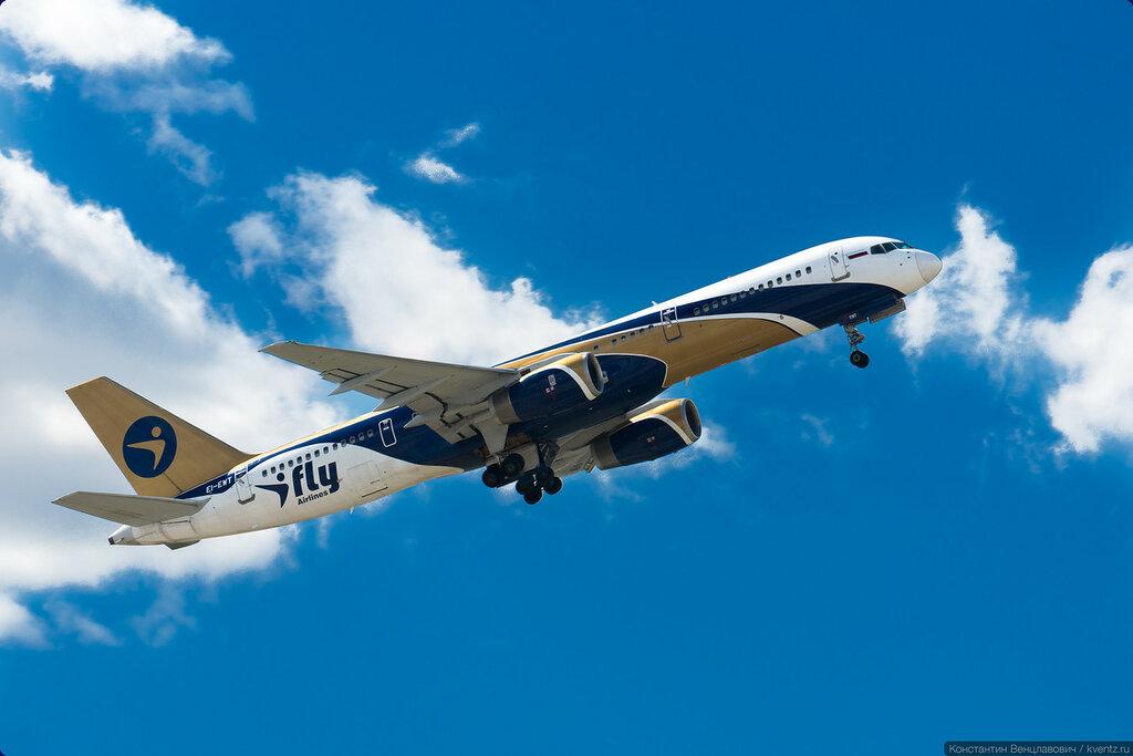 iFly gjckt долгого простоя запустила большую программу полётов