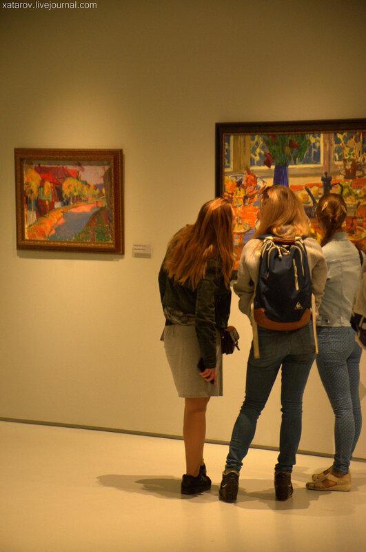 Музей русского импрессионизма в Москве
