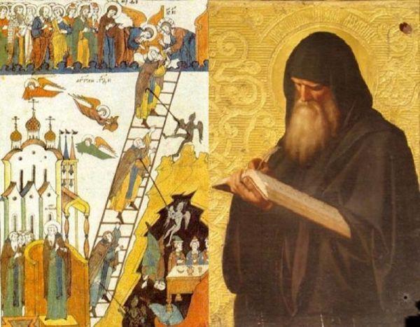 прп.Иоанн Лествичник