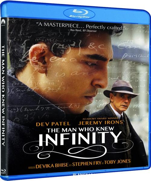 Человек, который познал бесконечность / The Man Who Knew Infinity (2015/BDRip/HDRip)