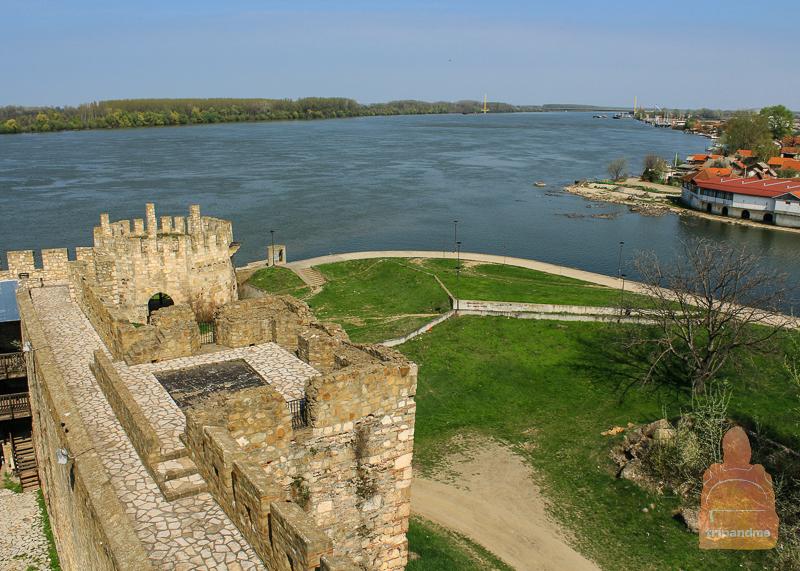 Дунай в Смедерево
