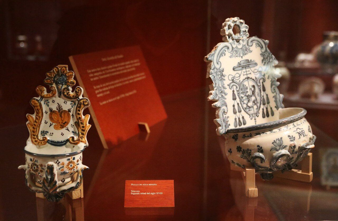 Museo de Cerámica Ruiz de Luna, Talavera de la Reina