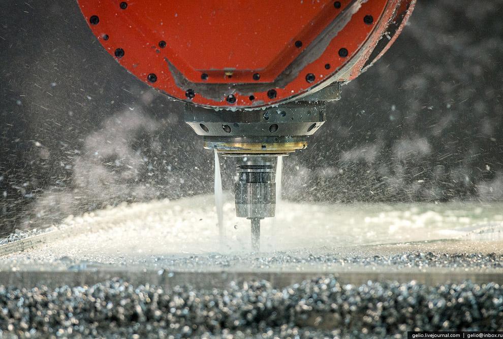 16. Подразделения механосборочного производства одни из первых на заводе начали использовать со