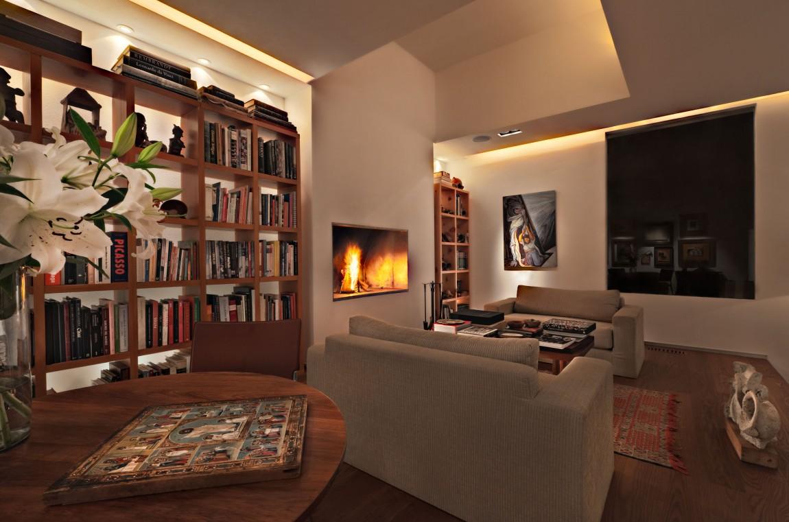 Проект дома Casa Lomas Altas от Lopez Duplan Arquitectos
