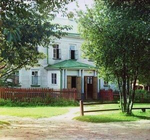 Корпус сестер Леушинского монастыря. 1909