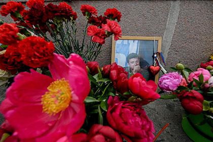 Источник вмэрии объявил оботказе вустановке мемориальной доски Немцову