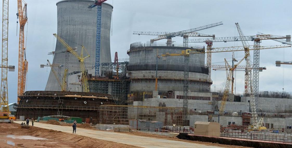 Европейская комиссия посетит площадку возведения БелАЭС