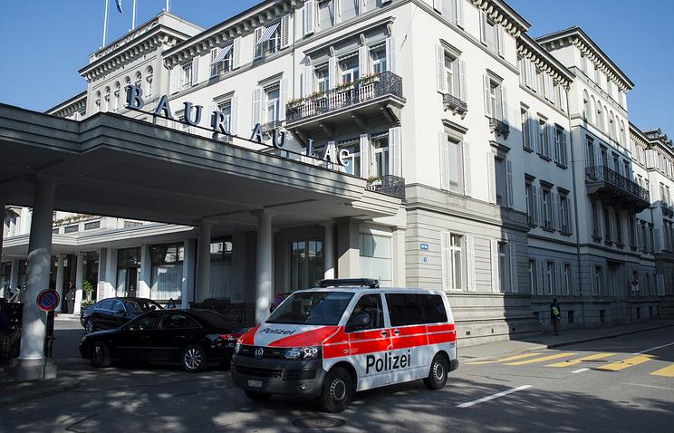 ФИФА сменила отель вЦюрихе, где ФБР доэтого задержала чиновников