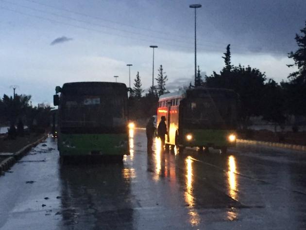 ВСирии открыли огонь побеженцам изАлеппо: необошлось без жертв