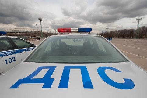 НаМКАД в столице России столкнулись 23 автомобиля
