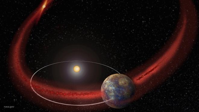 Ученые: Меркурий образовался вне Солнечной системы