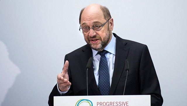 Экс-глава Европарламента официально стал кандидатом вканцлеры ФРГ