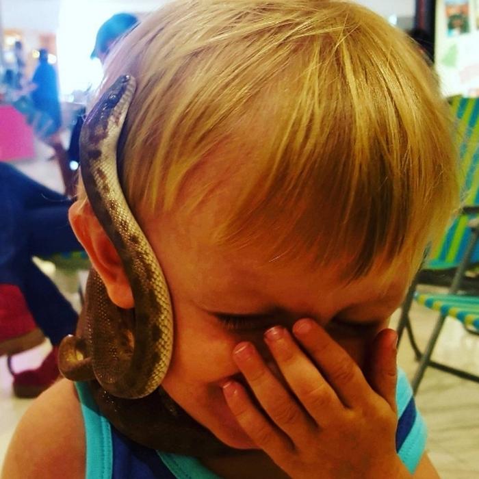 дети, заклинатель змей, tolkopozitiv.ru