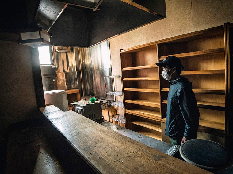 Fukushima - The amazing pictures of abandoned ghost towns