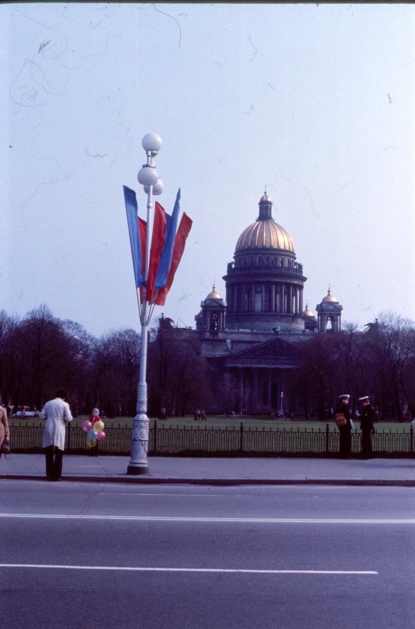 1977 Майкл Нойберт в Ленинграде..jpg