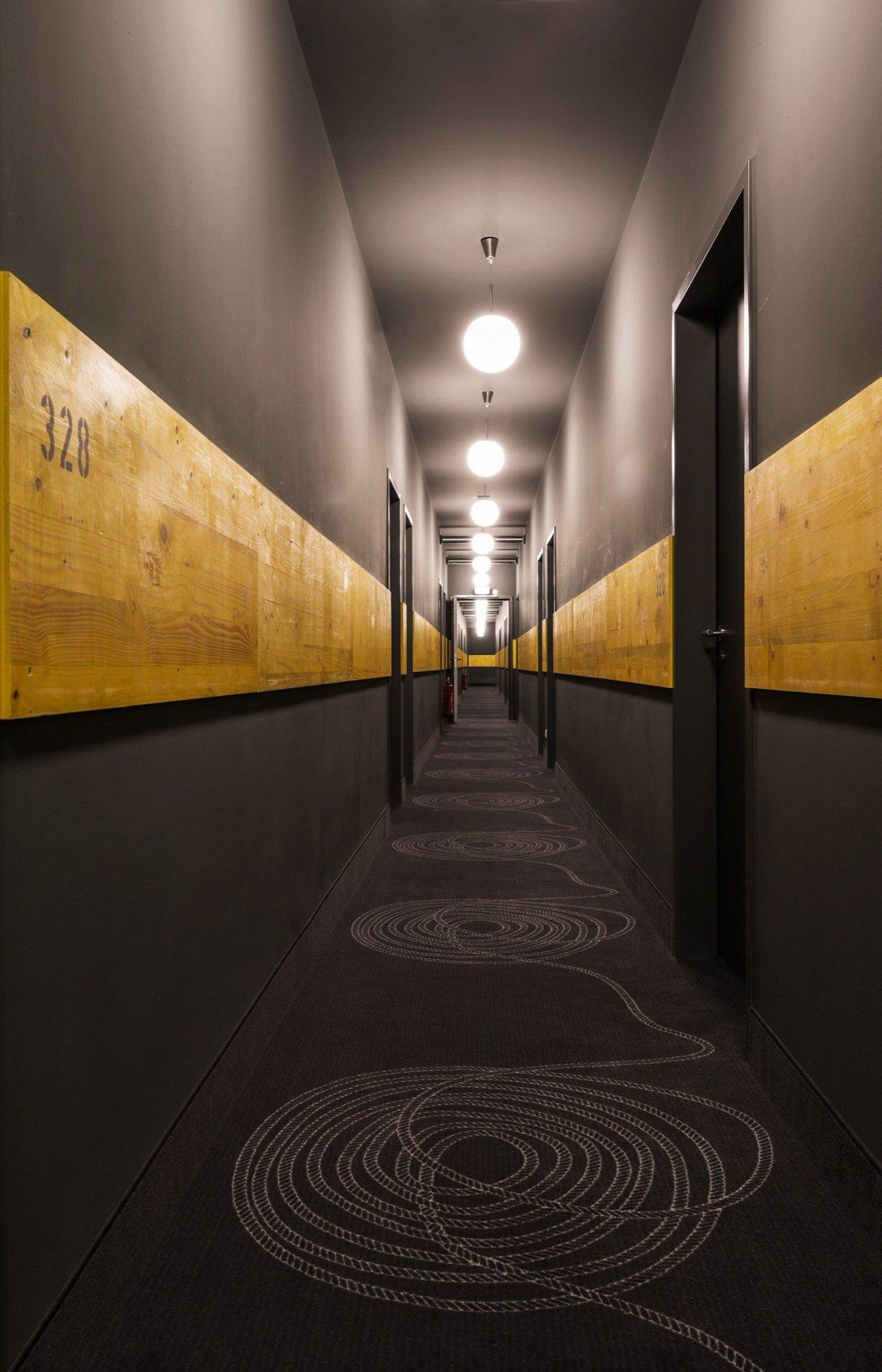 Отель-хостел Superbude 2 в центре Гамбурга