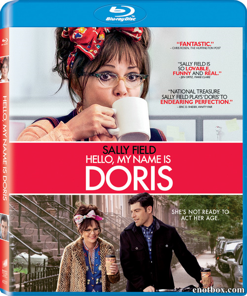Здравствуйте, меня зовут Дорис / Hello, My Name Is Doris (2015/BDRip/HDRip)