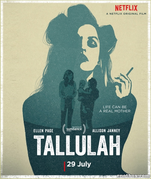 Таллула / Tallulah (2016/WEB-DL/WEB-DLRip)