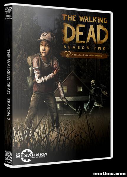 The Walking Dead: The Game. Season 2 (2014) PC | RePack от R.G. Механики