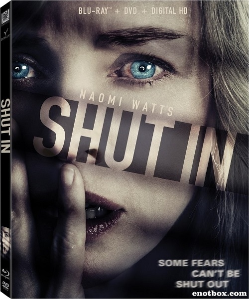Взаперти / Shut In (2016/BDRip/HDRip)