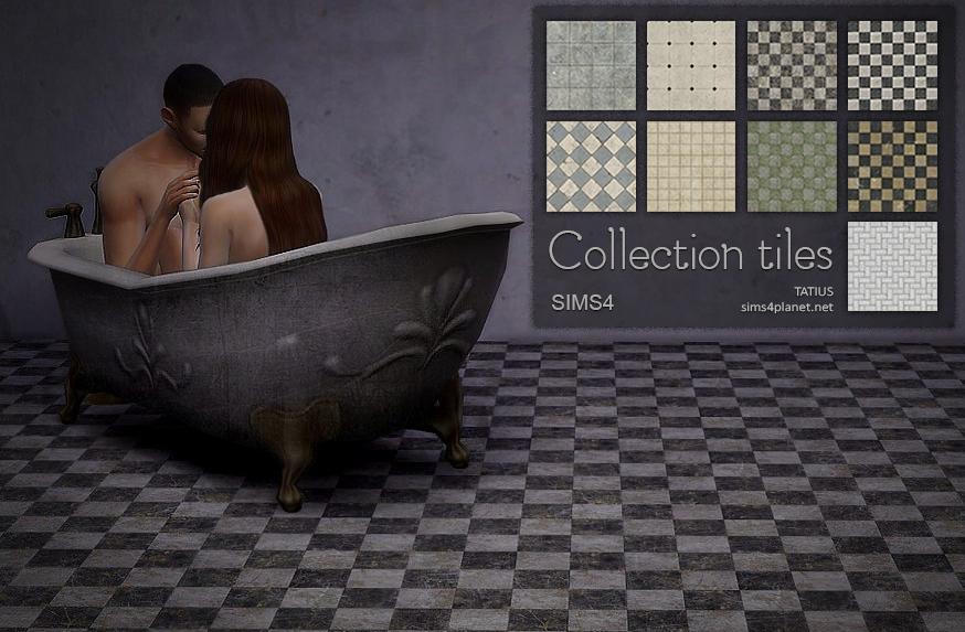 Tatius. Collection tiles